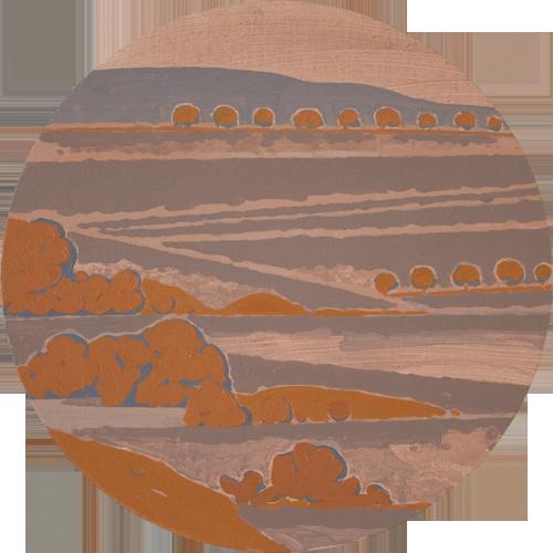 Yana BYSTROVA, Sliced terrases